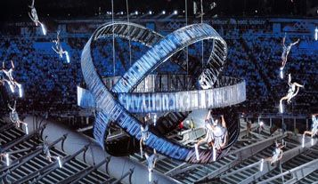 Opening and Closing Ceremonies of Olympic Games Athens 2004 - CL Productions