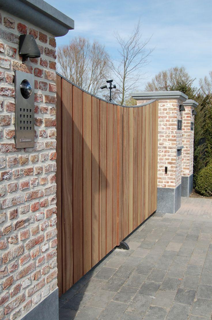 Tuinpoorten stuyts realisatie by stuytsn 16 other ideas to discover on pinterest met - Latwerk houten ...