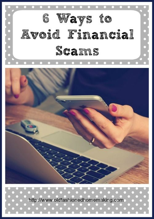 With the benefits of the ease of communication in the world today, there come a few drawbacks. One of these drawbacks is the amount of financial scams that are circulating. We must all be aware of …