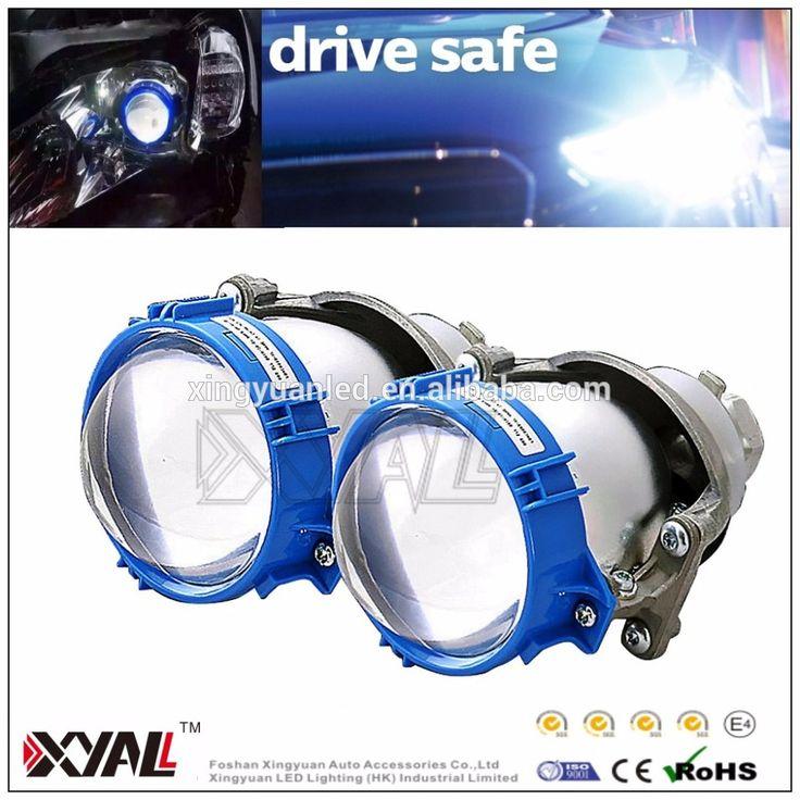 2017 CSP Bi-led LED Lens Projector Headlight with Q5 lens 12V 40W Car Head Lamp