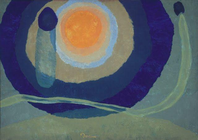 Sunrise I : Arthur Dove