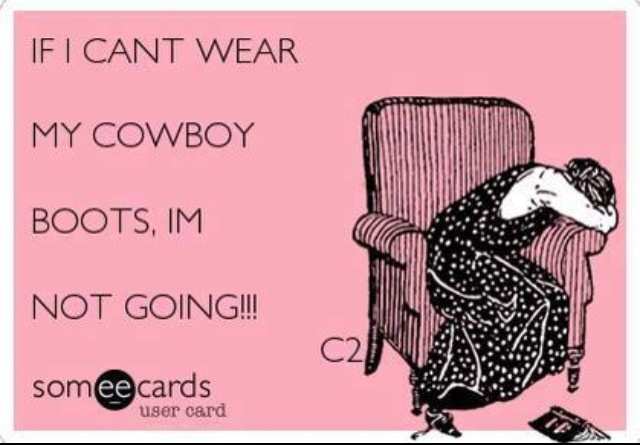 Country girl problems lol