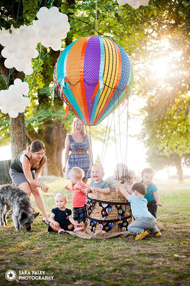 Kits Beach Birthday Party - Sara Paley Photography