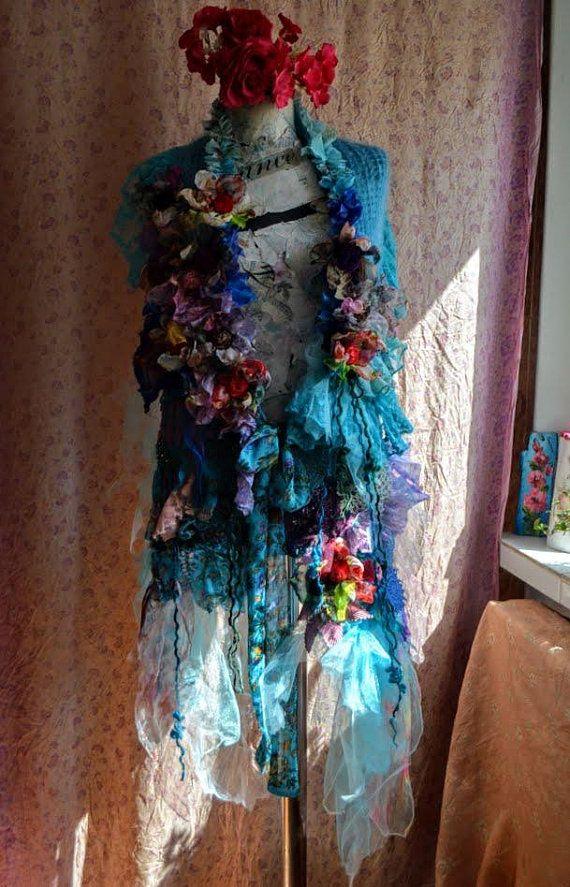 Cashmere Silk Scarf - Dropcloth by VIDA VIDA pykyl