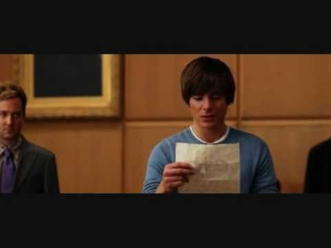 17 Again Court Scene - My absolute fave. <3
