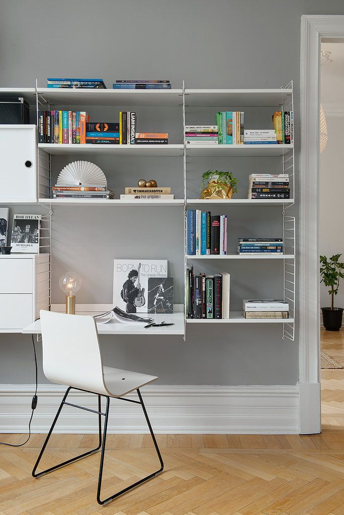 String with cupboards and desk! Desk option may become reality in the future if office becomes bedroom