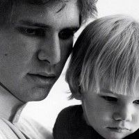 Harrison Ford with Ben