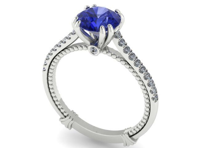 best valentines day rings valentines day gift natural tanzanite engagement rings her perfect