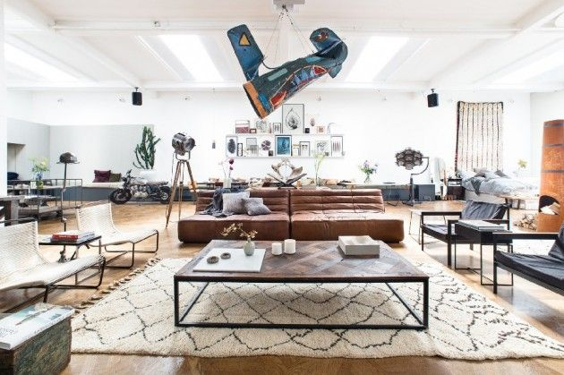 INSIDE THE LOFT – AN INTERACTIVE HOUSEWARES AND FURNITURE POP-UP IN AMSTERDAM