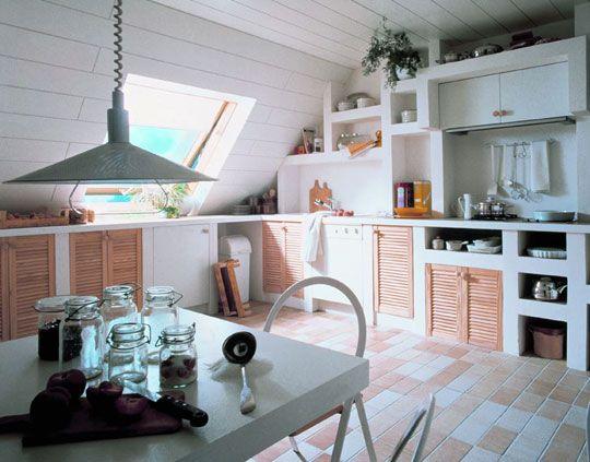 Küche selber bauen porenbeton  Die 25+ besten Ideen zu Küche ytong auf Pinterest | Weiße Beton ...