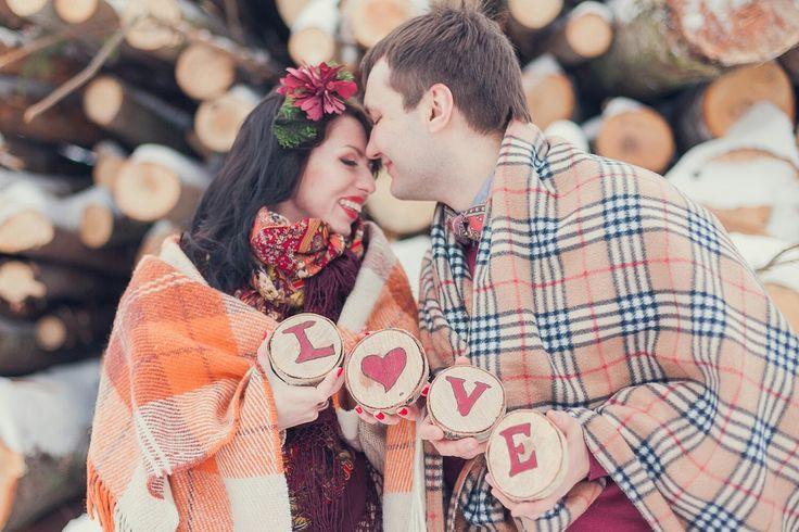 winter wedding, decor, love, style a La Rus. Зимняя свадьба, декор, любовь.