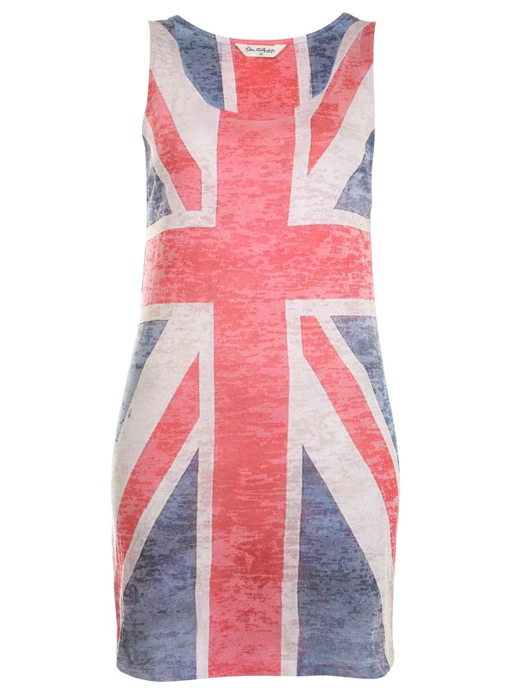 Pick of the Day - Get ready for the games with our Union Jack Vest! Only £22!