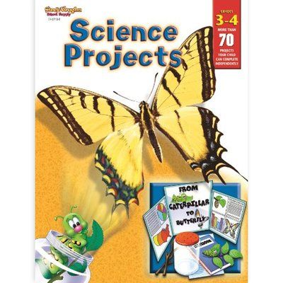 Houghton Mifflin Harcourt Science Projects Grade 3 - 4 Book
