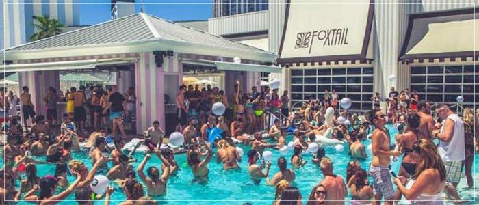 memorial weekend pool parties las vegas