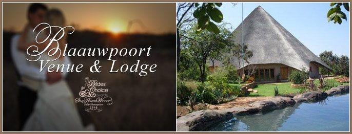 Blaauwpoort Venue & Lodge - Gauteng Wedding Venues