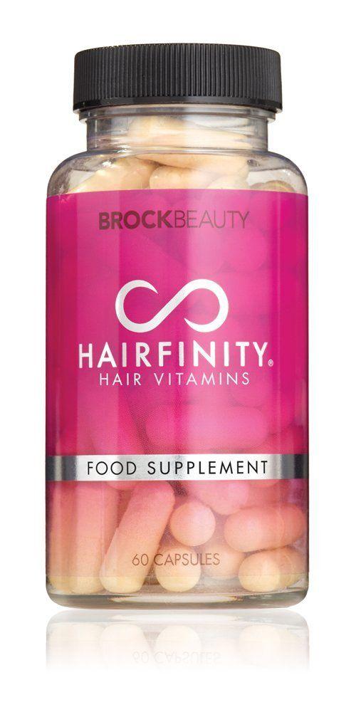Hairfinity gesundes Haar Vitamine - Versorgung für 1 Monat: Amazon.de: Beauty