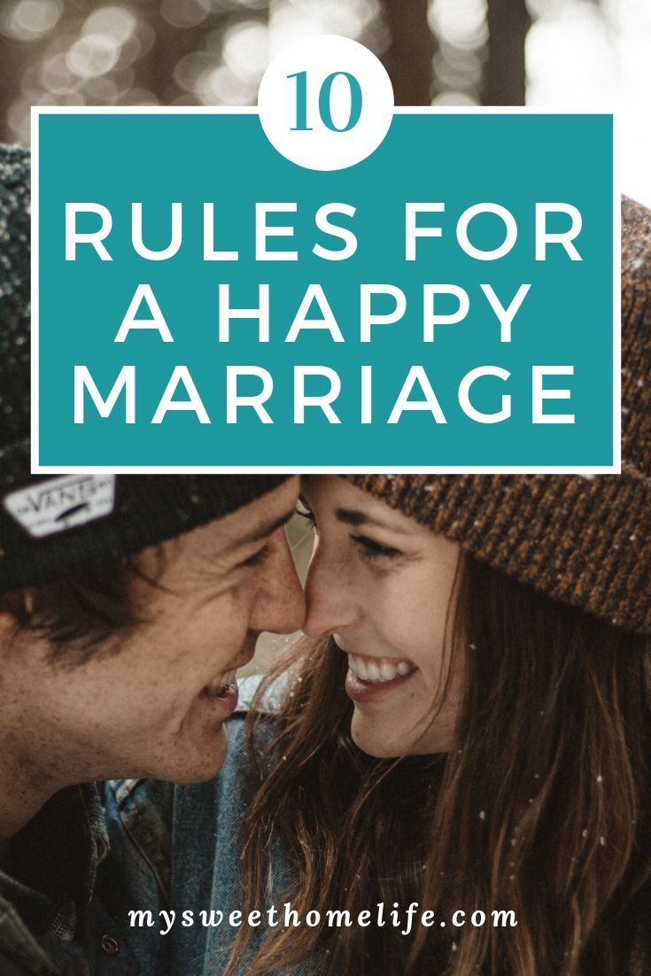Einfache Regeln für eine glückliche Ehe.   – Love and marriage – #Ehe #eine #e… – Marriage