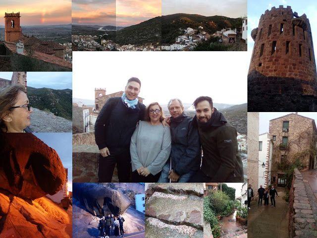 Yo me lo guiso.: Visitamos Vilafamés, uno de los pueblos más bonito...