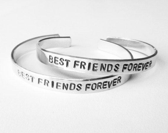 Best Friend Bracelets matching friend bracelet by WyomingCreative