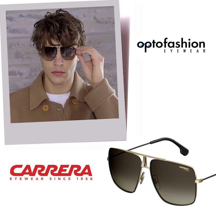 Γυαλιά Ηλίου Carrera 1006/S  Το ορθογώνιο σχήμα χαρακτηρίζει αυτά τα μεταλλικά γυαλιά ηλίου της Carrera, με λεπτούς μεταλλικούς βραχίονες, και λεπτή μεταλλική γέφυρα με το λογότυπο της εταιρείας. Το Carrera 1006 / S διατίθεται σε τέσσερις διαφορετικούς χρωματικούς συνδυασμούς: χρυσό, μαύρο και κόκκινο. Η γκάμα επιλογών φακού για το Carrera 1006 / S περιλαμβάνει φακούς RED HD POLARIZED, φακούς SHADED και φακούς ΠΡΟΣΤΑΣΙΑΣ UV.