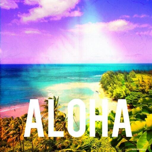 Teen lesbian aloha