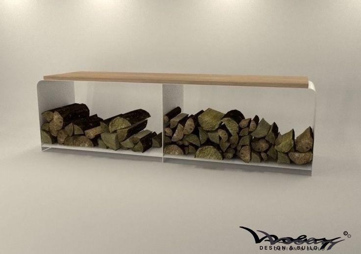 Ein Kaminholzregal auch als Sidebord verwendbar. Als ein Sideboard dient es auch als Kaminholzregal zur Feuerholzaufbewahrung, als auch zur Aufbewahrung von Büchern und Geräten. Durch die filigrane Stahlkonstruktion und der stoßfesten Pulverbeschichtung ist dieses Produkt ein gutes Beispiel für ein langlebiges Designobjekt. Nahezu in jeden Kontext gliedert sich dieses Kaminholzregal ein. Ob als Ablage vor […]