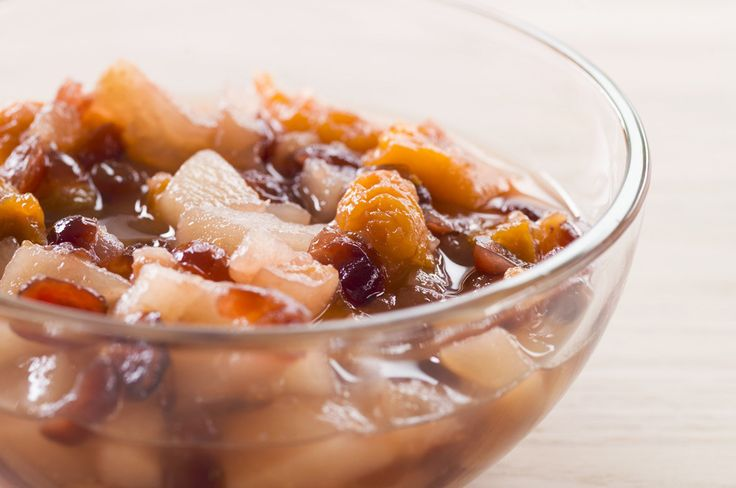 Slow Cooker Fall Fruit Compote by The Cutco Kitchen