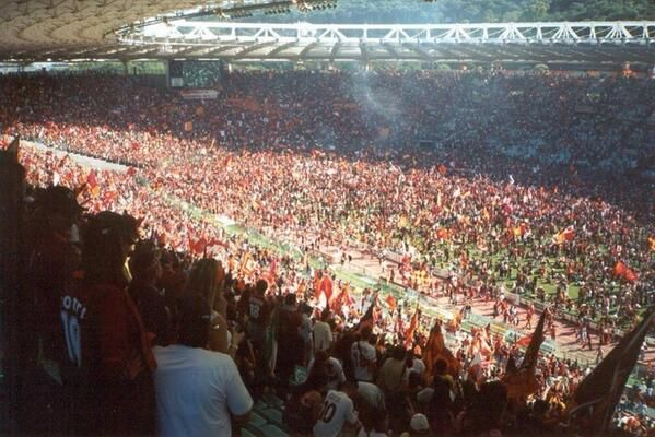 Roma Winning Lo Scudetto 2000-2001