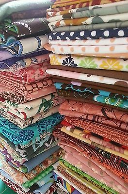 Shopping for fabric online can be lot's of fun and like going on a treasure hunt! You can find out of print fabrics and things that you can't find at your local shops, the prices are competitive and bonus...