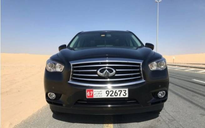 Used Infiniti QX-Series 2015 in SUV on UAE - Arabs Classifieds | Best free Classifieds Website for cars, jobs, real estate, Furniture, Services