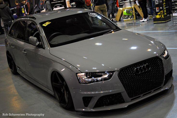 Audi wagon