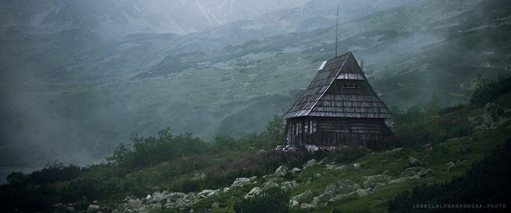 moskovia:    Tatry/ Tatra Mountains 15 by ~Vivienne-d-Angouleme on deviantART on We Heart It - http://weheartit.com/entry/52059667/via/moskovia