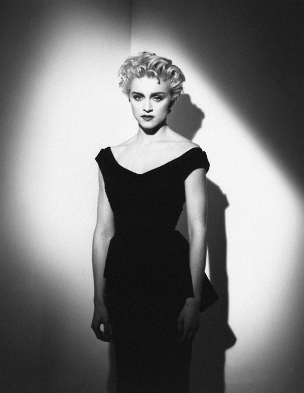 Herb Ritts Madonna True Blue   squaremadonna