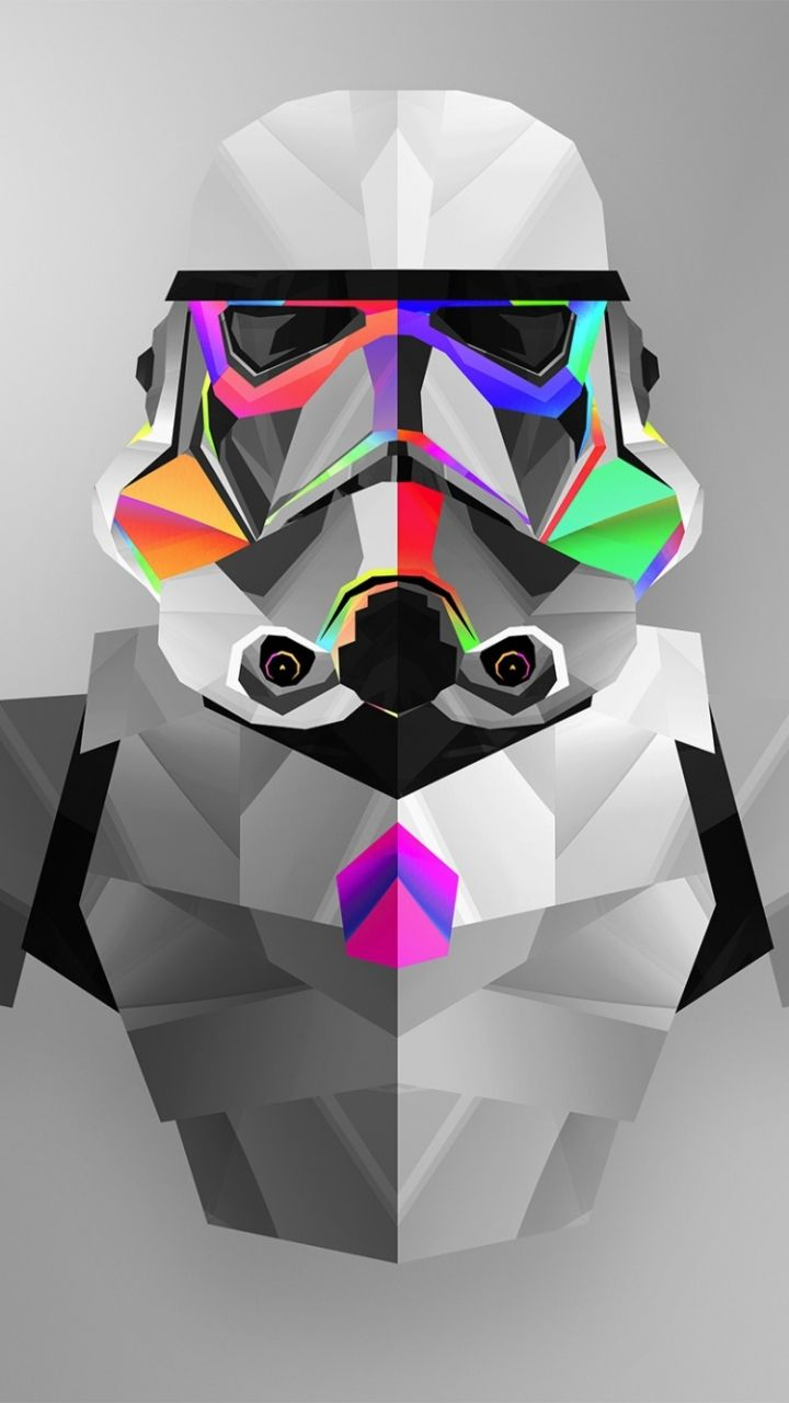 Download this Wallpaper iPhone 5 - Abstract/Facets (720x1280) for all your Phones and Tablets.