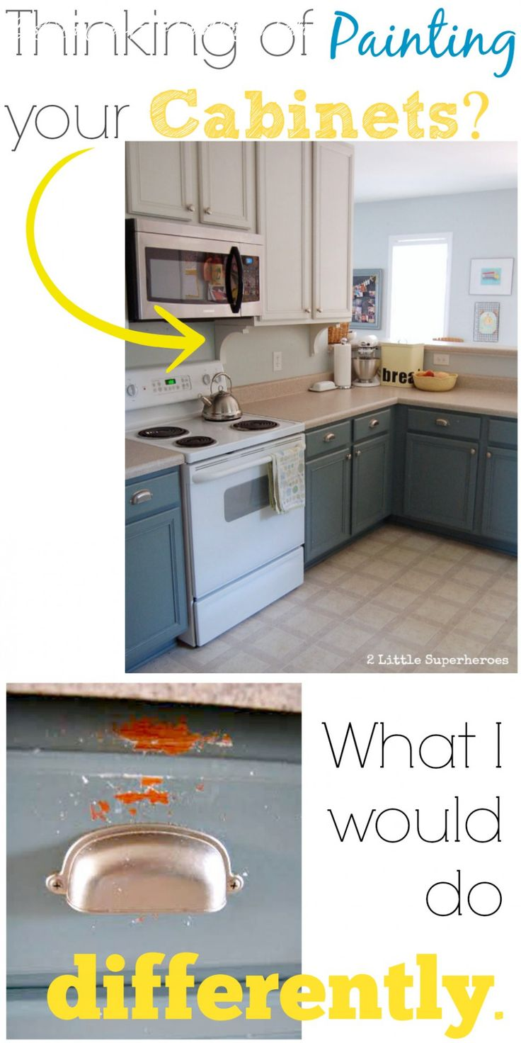 Best Top Coat For Painted Kitchen Cabinets in 2020 ...