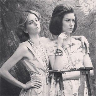 Stunning. Sarah from @Spot 6 and Hinson from @Elite Toronto. Wardrobe from Homegrown, jewels by @jondeporter