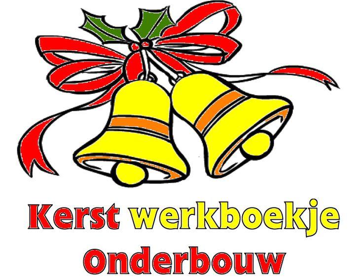 Kerst Werkboekje Onderbouw