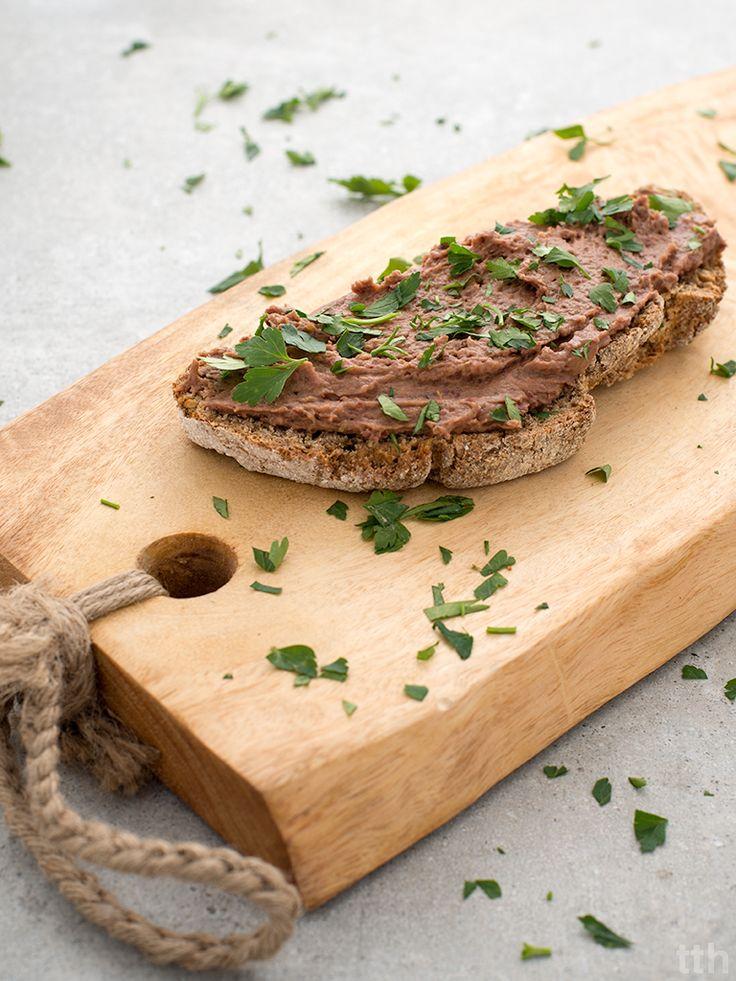"""true taste hunters: Wegańska """"pasta rybna"""""""