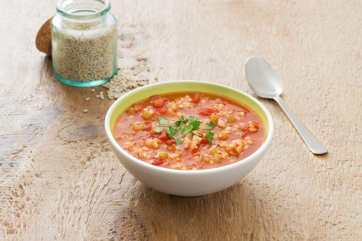 Tomato and Barley Soup
