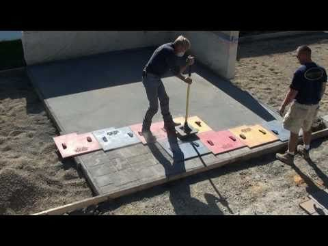 12 best Beton Amprentat Bucuresti images on Pinterest Patio ideas - terrasse beton imprime prix m