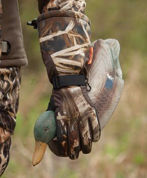 NorCal Cazadora: Finally! A women's waterfowl hunting line