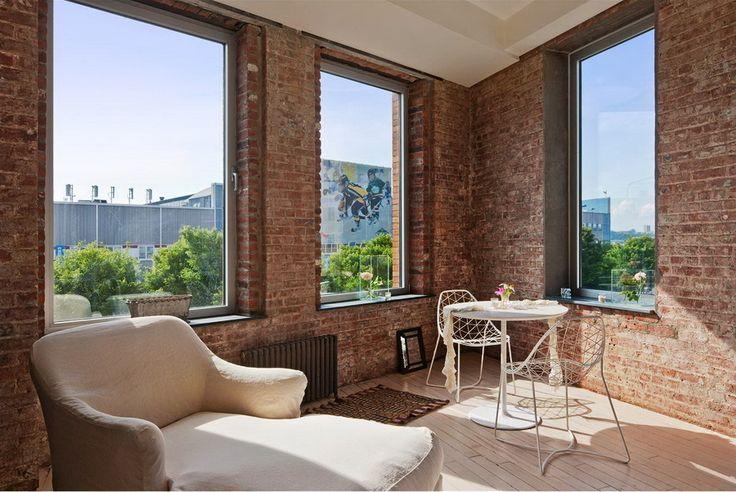 Богемный лофт в Нью-Йорке за $4,475,000
