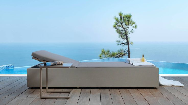 Talenti Outdoor Living  Lettino Chic Relax