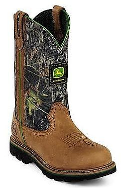 e65378a1513 Greyson's John Deere boots for his birthday! | Kids stuff | Kids ...