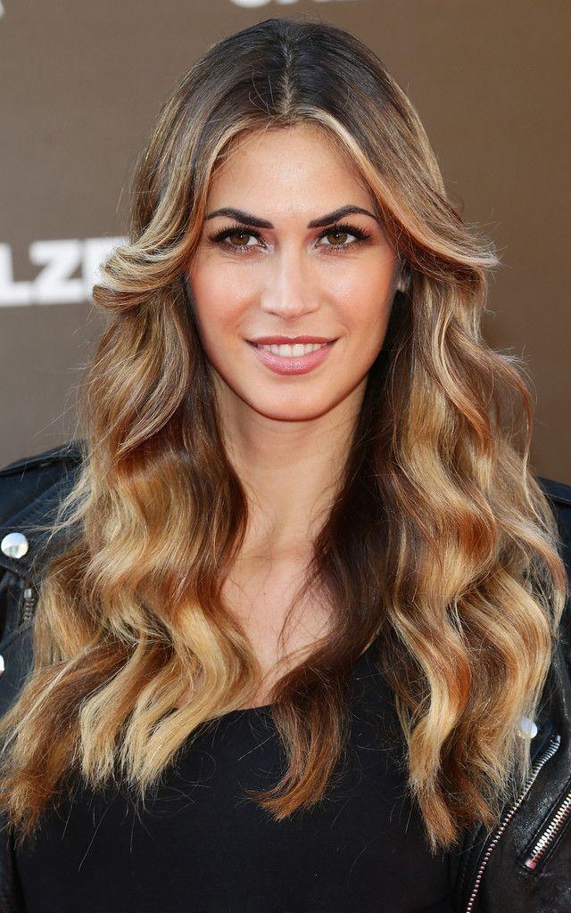 Melissa Satta HAIR