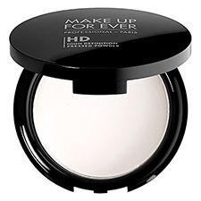 Pó Compacto Transparente HD  Pressed Powder MAKE UP FOR EVER