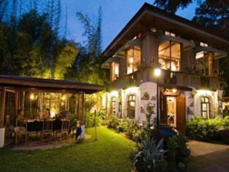 Sulyap Bed Breakfast Casa De Obando Boutique Hotel San Pablo City Philippines Aa Old Spanish House Design Pinterest