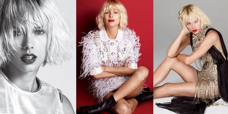 Taylor Swift canon avec sa nouvelle coupe de cheveux
