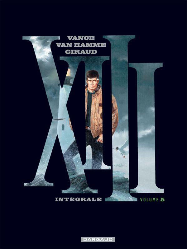XIII intégrale tome 5 de Van Hamme et Vance. #Dargaud #BDXIII #XIII #VanHamme #Vance