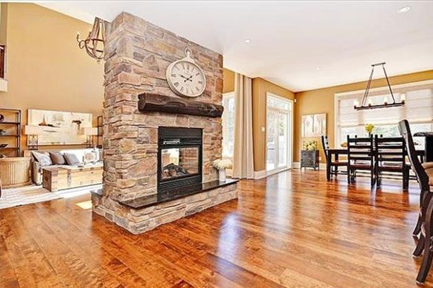 Carrie Underwood Mike Fisher House Nook